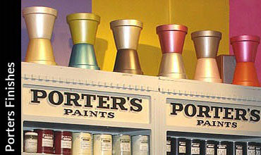 Porters Paints Finishes Adelaide