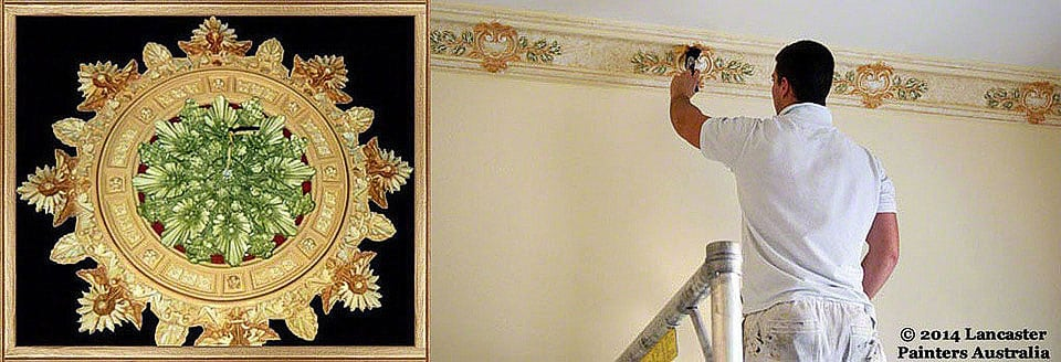 Decorating Decorative Ceiling Roses and Cornices