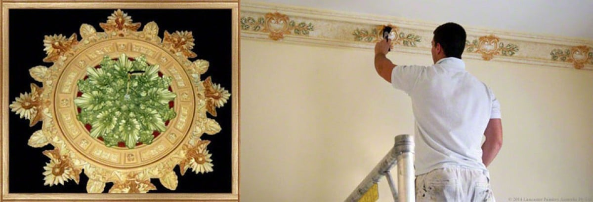 Decorative Ceiling Roses