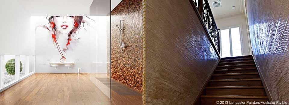 Modern and Contemporary Decorative Finishes Adelaide SA