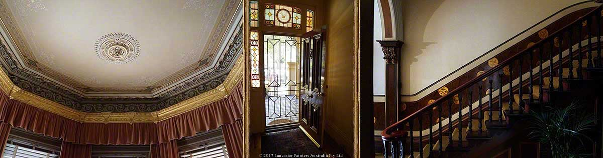 Heritage Decorative Finishes Adelaide