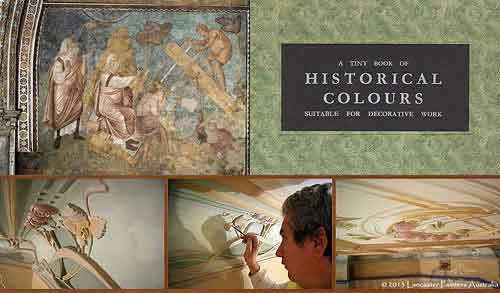 Historical Colours Traditional Paint Schemes Adelaide