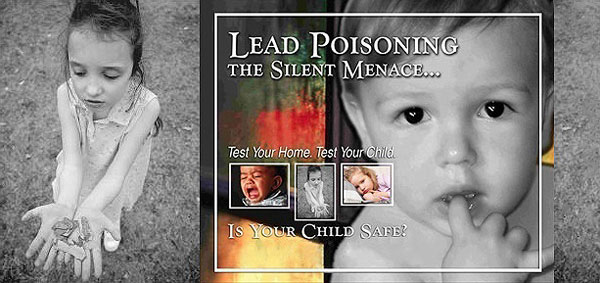 Kids Lead Poisoning Risk