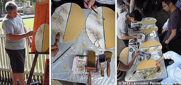 Decorative Heritage Skills Presentation & Workshop