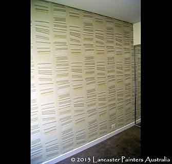 Porters Paints Sandstone Professional Wallpaper Hanging