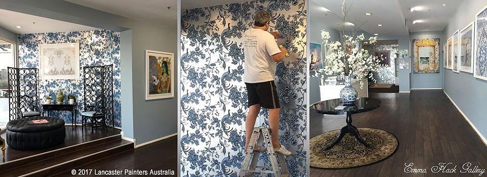 Wallpaper Hangers Adelaide Wallpaper Hanging