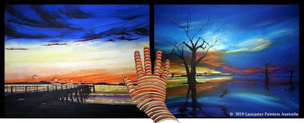 South Australian Landscapes Art