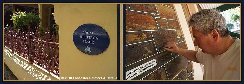 \Heritage Painters Adelaide